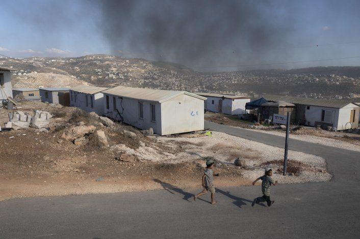 ONU pide a Israel detener construcción en asentamientos