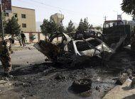 rama afgana del ei reivindica ataques en el oeste de kabul