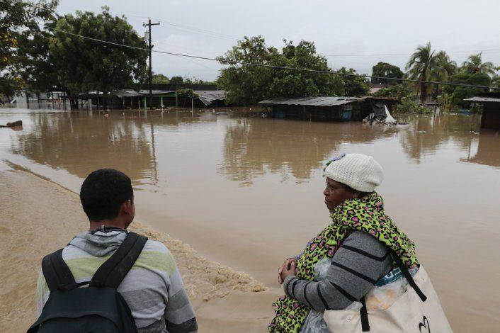 Lluvias provocadas por Iota dejan 16 muertos en Nicaragua