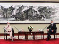 reuniones entre eeuu y china destacan profundas diferencias