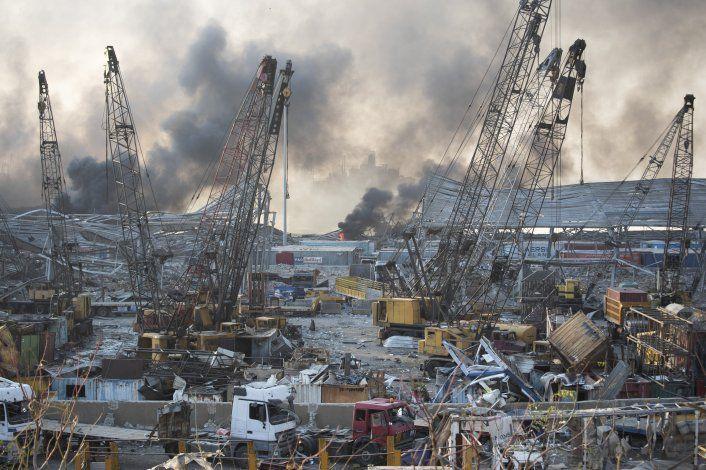 Autoridades libanesas acusadas de negligencia por explosión