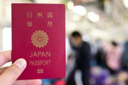 japon tiene el pasaporte mas fuerte del mundo