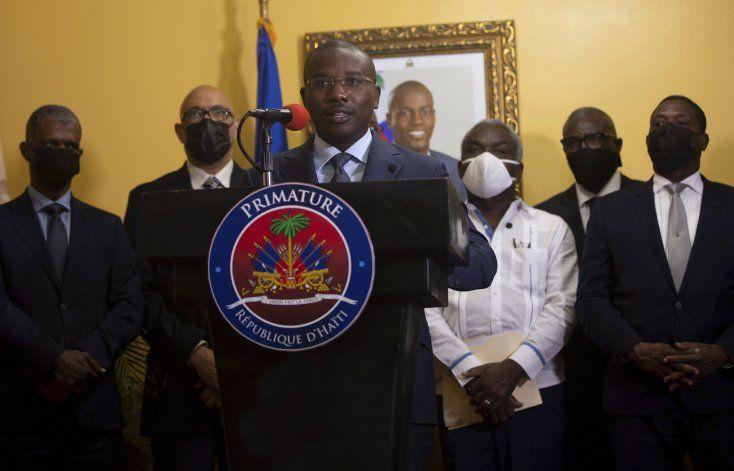 Asesinato de Moïse genera vacío de poder en Haití