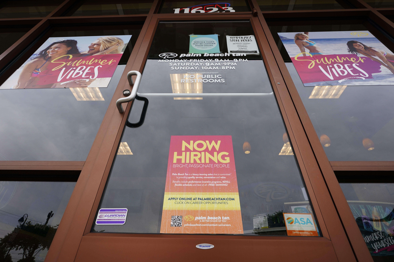 suben solicitudes del seguro por desempleo en eeuu