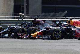 F1: Horner sigue molesto por choque provocado por Hamilton