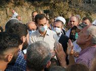siria ejecuta a 24 personas por causar incendios forestales