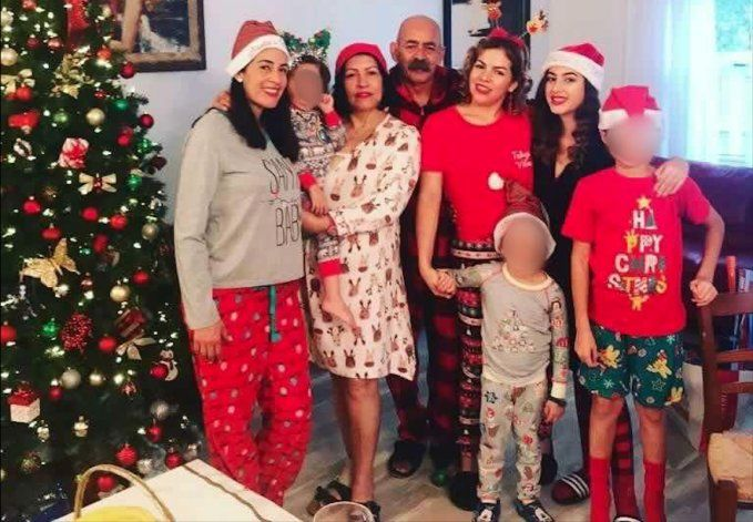 Salen a la luz las primeras imágenes de Rafael Serrano celebrando las navidades en Miami junto a su familia