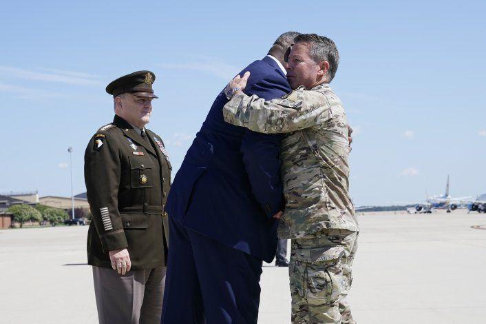 EEUU evacuará a afganos que le ayudaron en la guerra