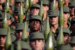 ex militares cubanos respaldan a unpacu y msi