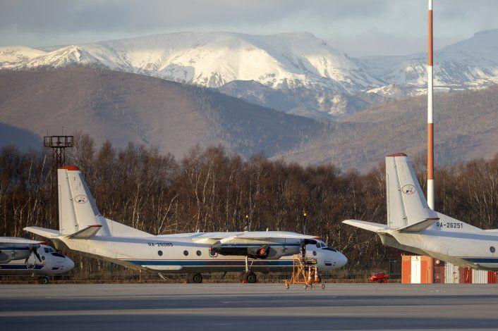 Desaparece avión ruso sobre Siberia