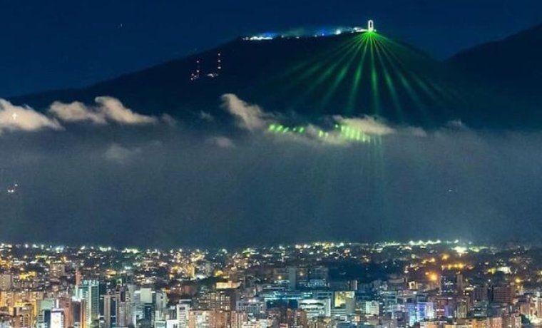 La indignante coronaparty con rayos láser que prendió el chavismo en el Humboldt