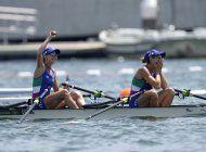 dupla italiana gana el oro en doble scull ligero