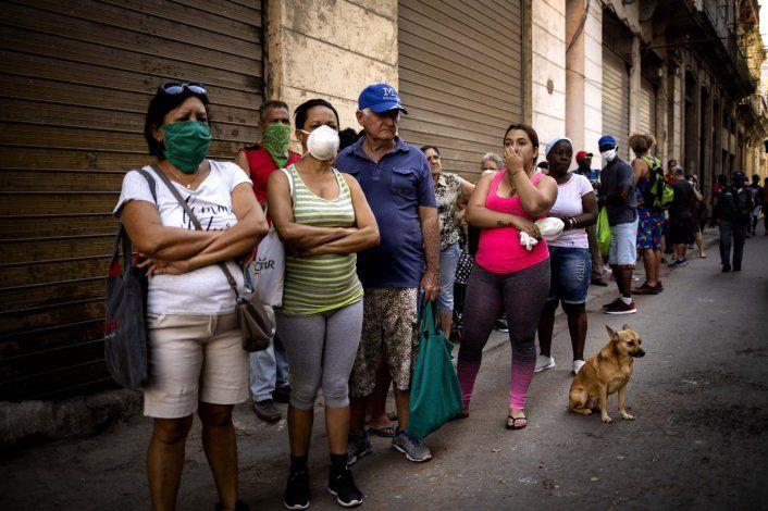 Septiembre podría ser el peor de los seis meses de azote del coronavirus en Cuba