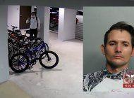 arrestado joven cubano acusado de robar bicicletas en doral