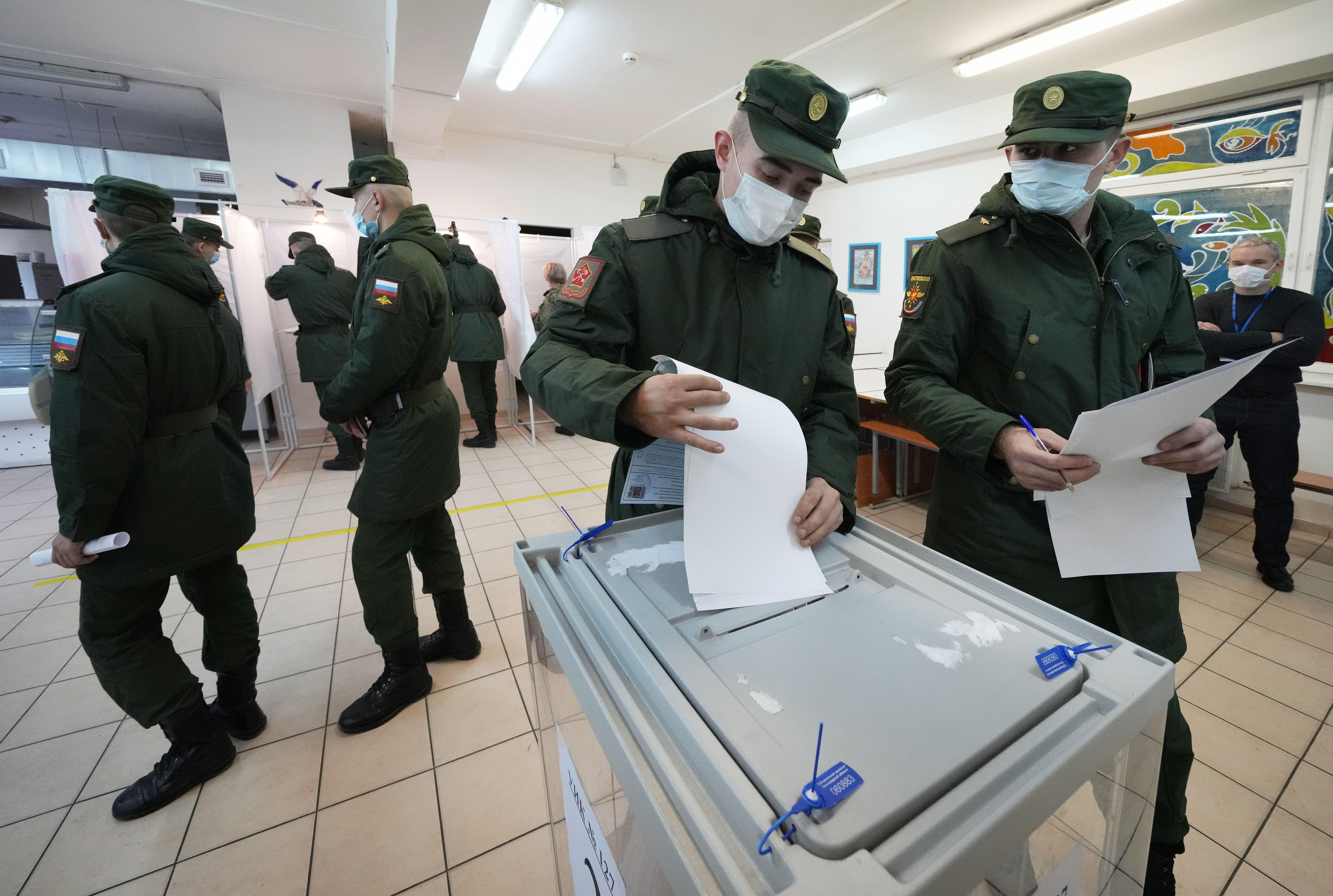 retiran app de navalny en 1ra jornada de elecciones en rusia