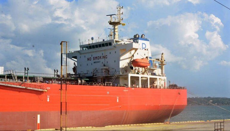 Un tripulante de un petrolero de GAESA con rumbo a Venezuela desaparece en el mar