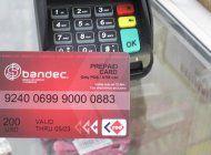 los turistas ya pueden comprar tarjetas de hasta 1.000 dolares en cuba