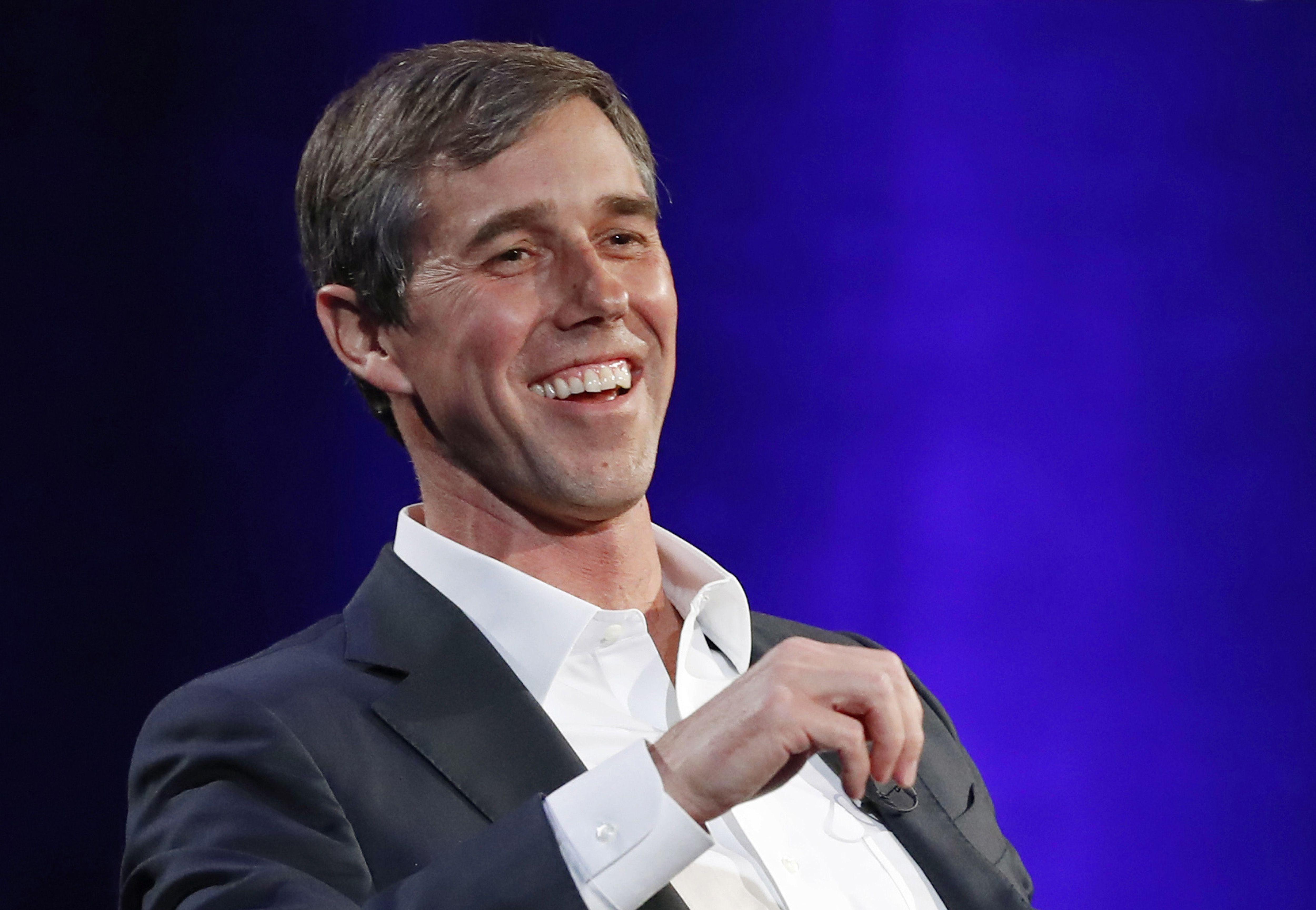 Demócrata Beto ORourke anuncia candidatura presidencial