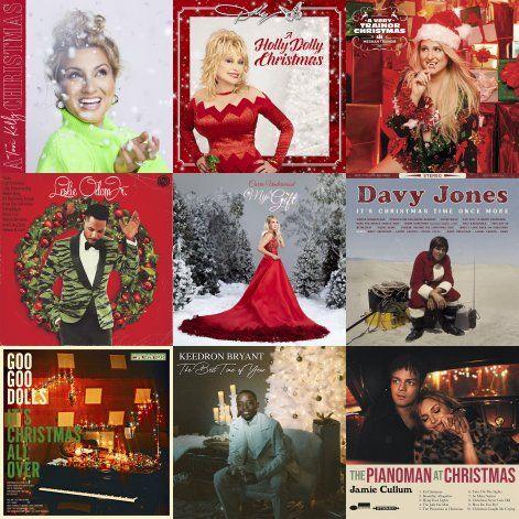 Recibe la Navidad junto a Underwood, Parton y Trainor