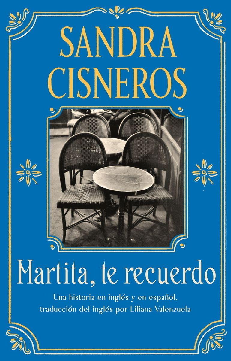 En nuevo libro, Sandra Cisneros escibe una carta pendiente