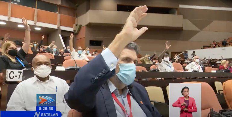 Por unanimidad, la Asamblea Nacional cubana aprueba cuatro nuevas leyes