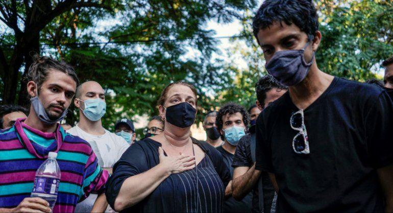 Ministerio de Cultura rompe el diálogo y acusa a miembros del movimiento San Isidro Mercenarios