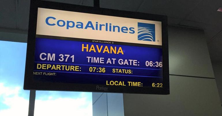 Cuba es incluida entre las naciones de alto riesgo por Covid para visitar Panamá