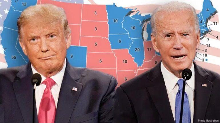 Biden se muestra optimista, afirma que el proceso está funcionando y reitera que cada voto debe contarse