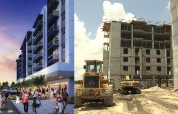 Avanza mega proyecto residencial en Hialeah de más de 260 apartamentos y decenas de establecimientos para negocios