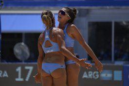 cancelado 1er partido de voleibol de playa en tokio