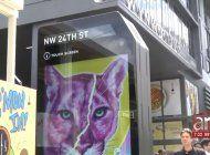 el vecindario de wynwood inauguro este martes el primer kiosko interactivo en la ciudad de miami