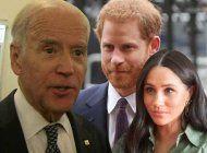 lo que dijo la casa blanca sobre las revelaciones de meghan markle y el principe harry