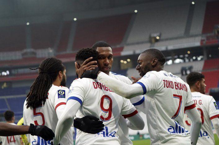 Lille empata con Saint-Etienne y se coloca segundo