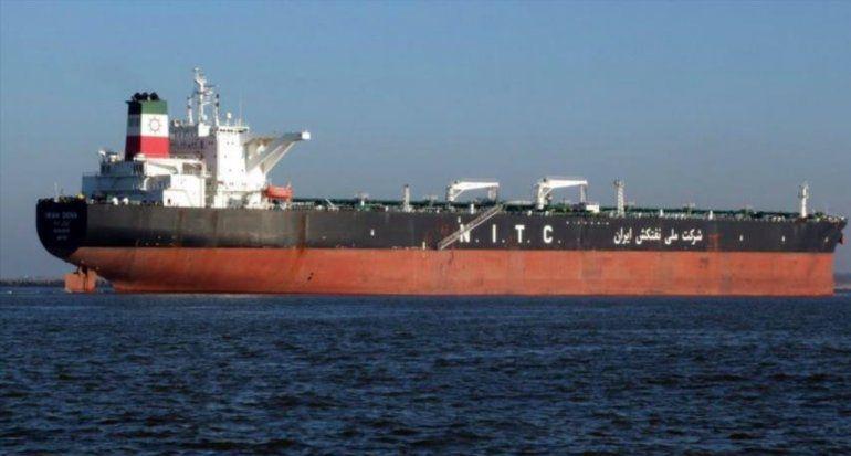 Buque Iraní llegó a Venezuela con cargamento de combustible