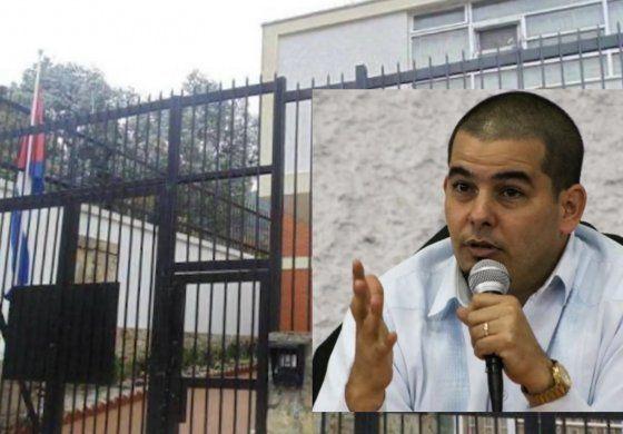 Colombia expulsa a diplomático cubano en medio de protestas