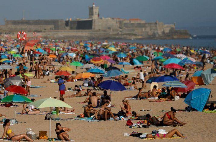 Portugal supera los 250.000 contagios por coronavirus y marca un récord de casos activos