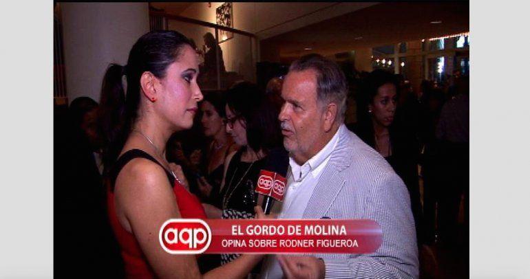 El Gordo De Molina sobre Rodner: Se que le va a ir bien en el futuro