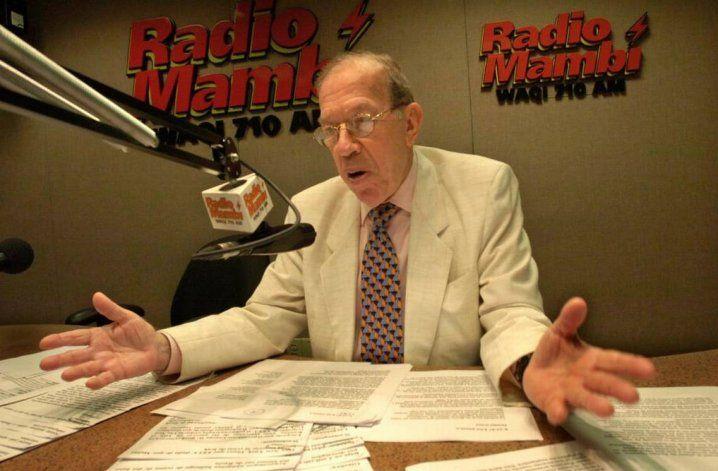 Muere el reconocido periodista cubano Armando Pérez Roura