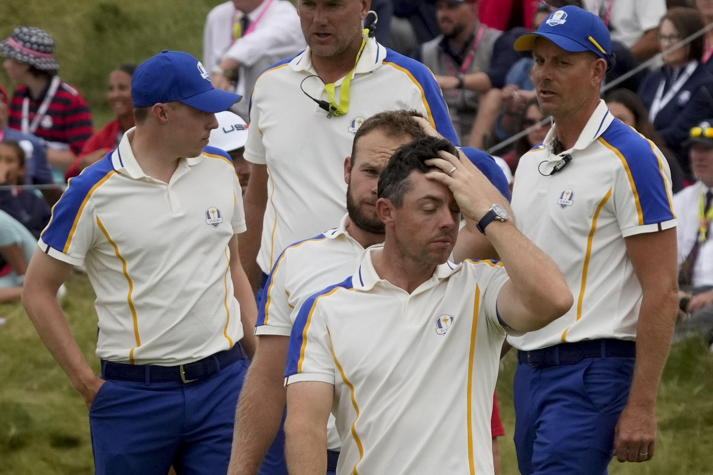 europa superado en la copa ryder; mcilroy gana un duelo