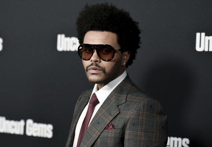 The Weeknd actuará en los Premios Billboard