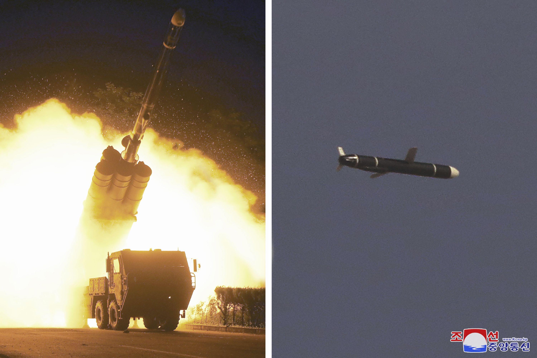norcorea dice que probo misiles crucero de largo alcance