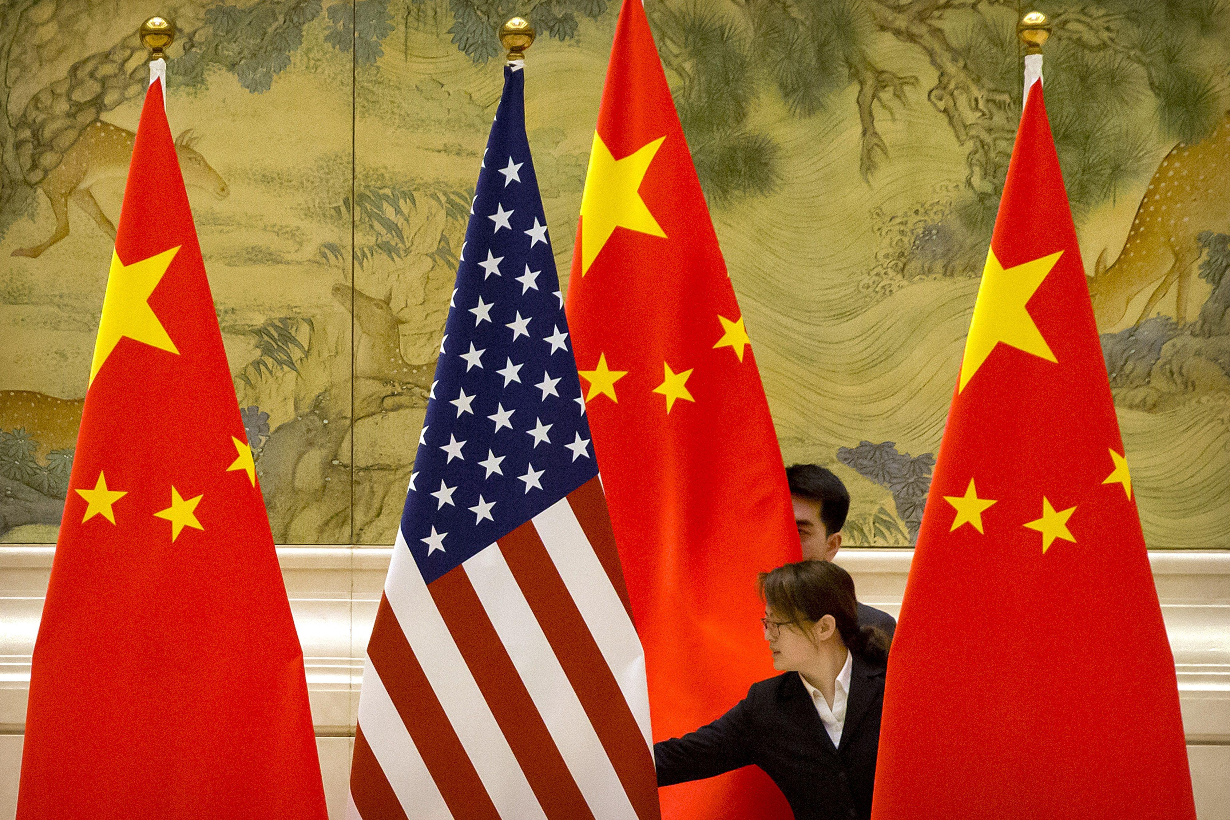 anuncio de cumbre parece indicar distension entre eeuu-china