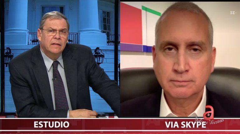 El congresista Mario Díaz Balart no cree que Biden escucharía el mensaje de los votantes del sur de La Florida
