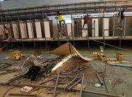 tailandia prepara un hospital en el aeropuerto