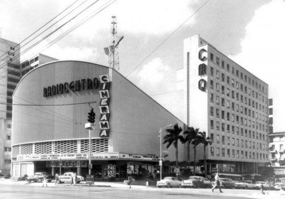 La Cuba del recuerdo | Las cines en Cuba