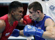 ¿son de temer los profesionales del boxeo olimpico?