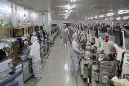 produccion manufacturera se acelera en noviembre en china