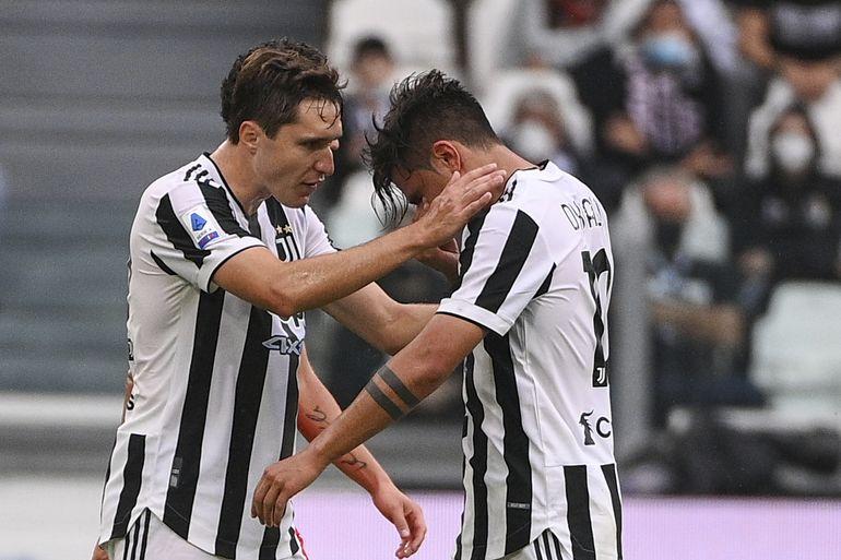 Dybala sale por lesión y Juventus supera 3-2 a Sampdoria