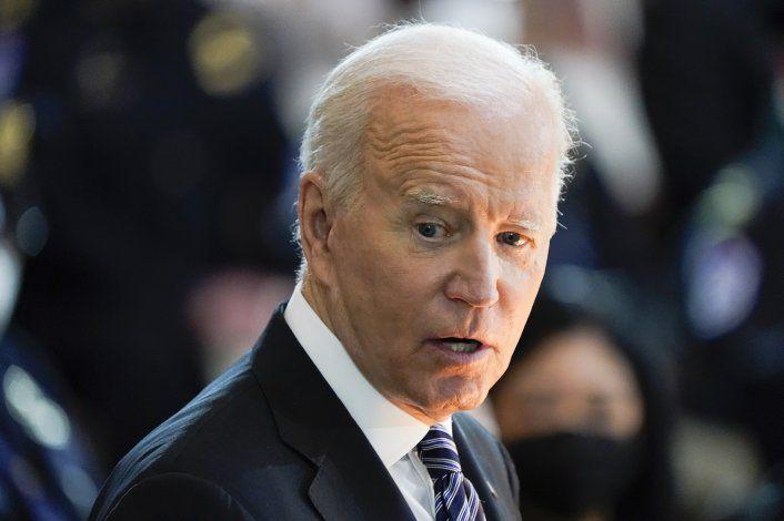 Biden comparecerá por 1ra vez ante Congreso el 28 de abril