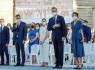 espana rinde homenaje a victimas covid-19 y personal medico